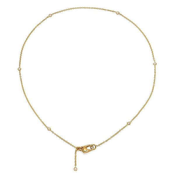 Picture of Choker Gold  Necklace