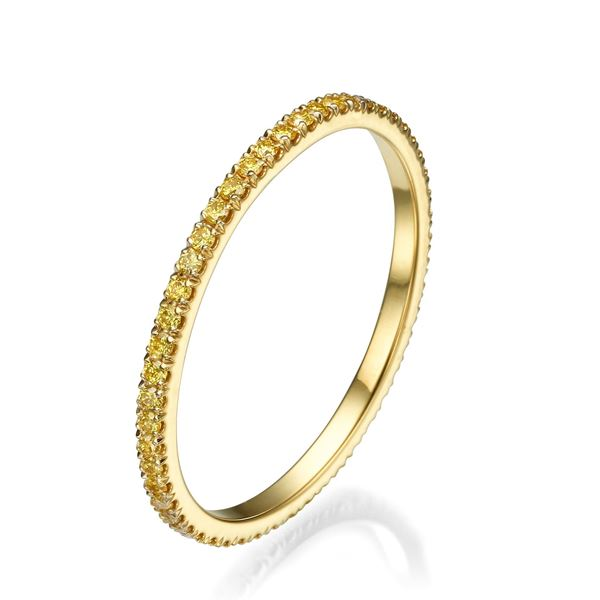 Picture of Yellow Gold Ring