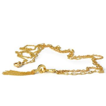 Combined Gold Necklace