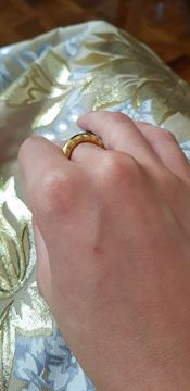 Yellow Gold Ring